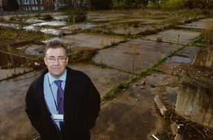 Worried – councillor Martin Terry says the gangs will go to any length to achieve their aims