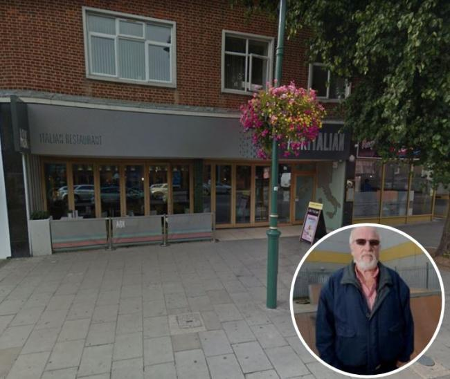 Devastation as ASK Italian Rayleigh forced to close after hit from Covid-19