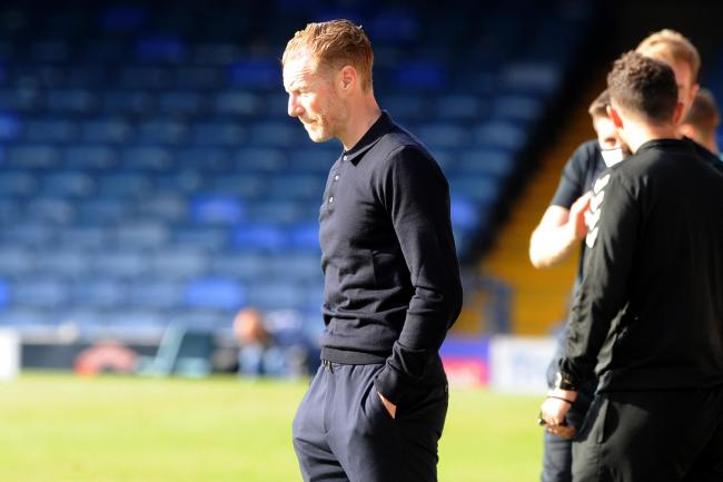 Looking to bolster his squad - Southend United boss Mark Molesley