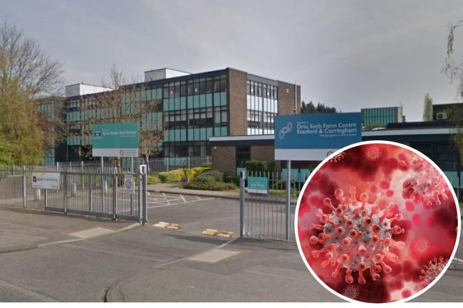 Year Eight pupil tests positive for Covid-19 - school leaders confirm