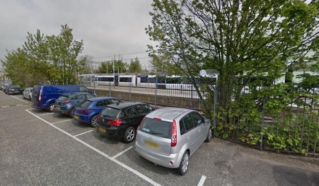 Drivers fined at train station car park after 'stopping for a matter of minutes'