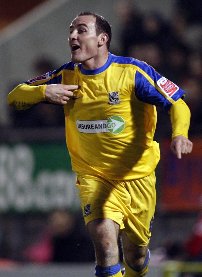 Target - Southend United are keen to bring back Alan McCormack