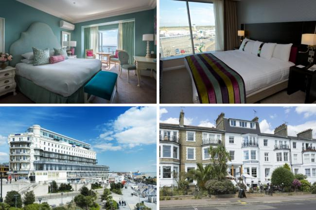 Top 10 - Southend hotels