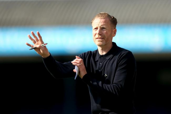 Looking to strengthen his squad - Southend United manager Mark Molesley