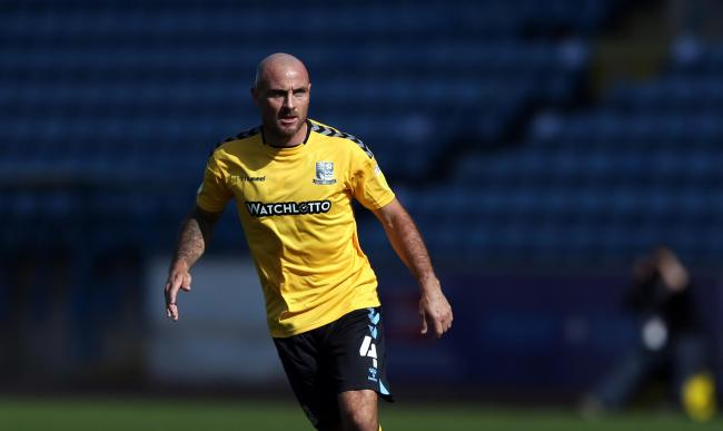 Back with Blues - experienced midfielder Alan McCormack