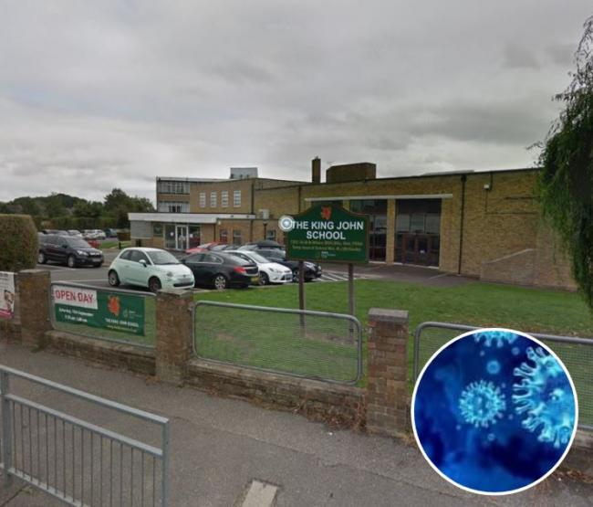 School confirms non-teaching staff member tests positive for coronavirus