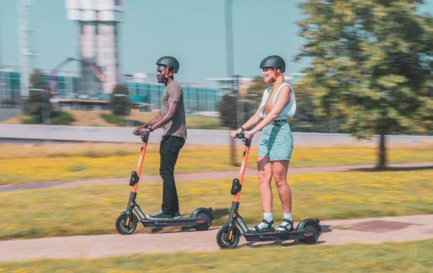 Nippy - e-scooters on the go