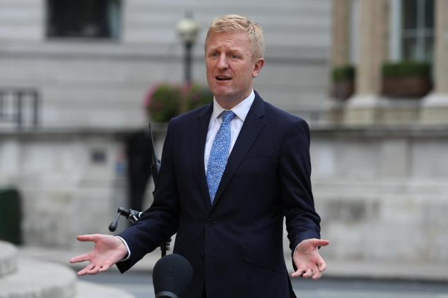 Hopeful - culture secretary Oliver Dowden