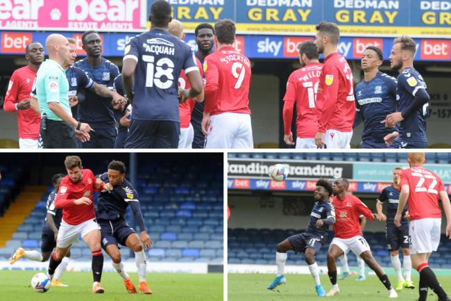 Away win - Morecambe fought back to win at Southend United