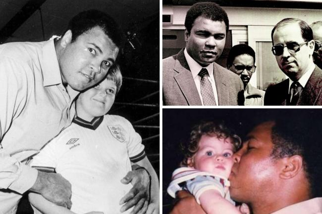 Memories - when Muhammad Ali came to Basildon