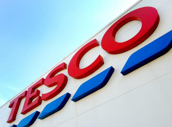 Festive - Tesco's boss is warning customers not to stockpile ahead of Christmas