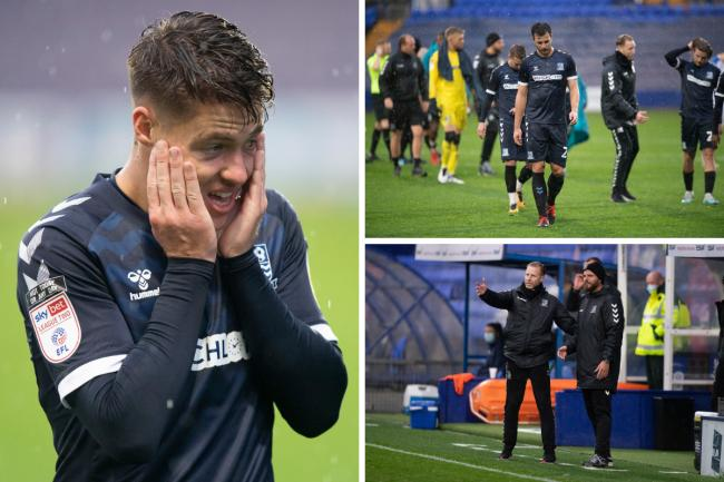 Tough to take - Southend United were beaten 2-0 at Tranmere Rovers