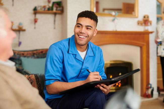 The skills you need to transition into a career in Social Care