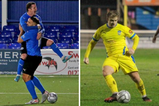 On the road  - Bilelricay Town and Concord Rangers are in action away from home on Tuesday night