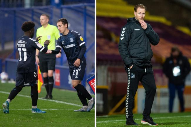 More changes allowed - Southend United and all EFL clubs will be able to make five substitutes in the remainder of their matches this season