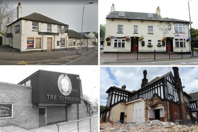 Looking back - former south Essex pubs