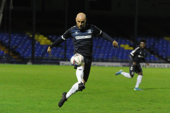 Back in action - Southend United midfielder Alan McCormack
