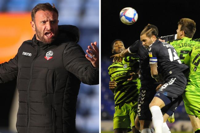 Taking nothing for granted - Bolton Wanderers boss Ian Evatt (left) feels Southend United will be tough to beat