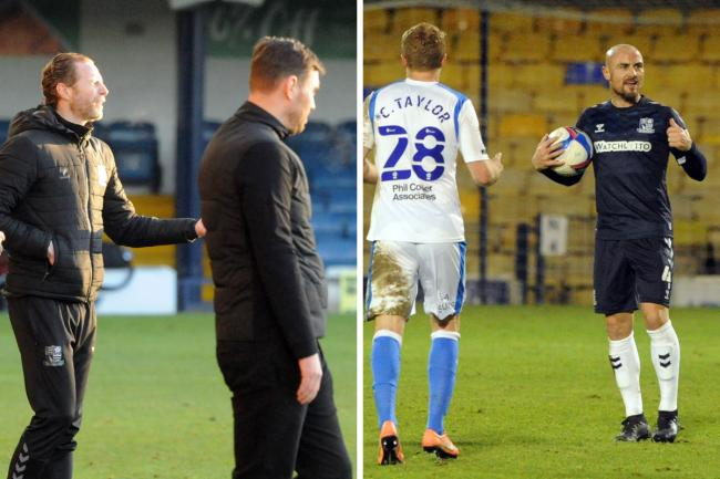 Beaten - Barrow lost 1-0 at Southend United on Saturday