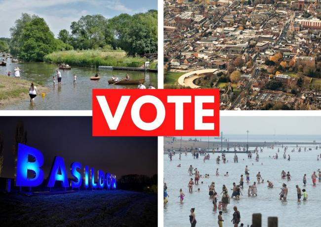 VOTE: Where is the best place to live in Essex?