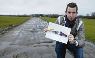 Organiser – Phil Hutchinson had announced plans for a music event to rival V Festival