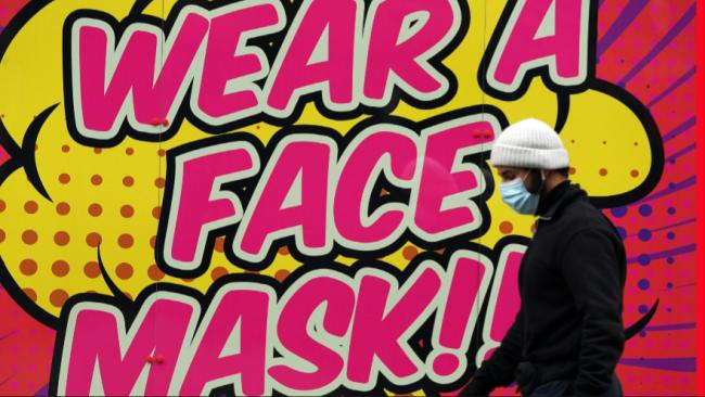 Safety - customers are encouraged to wear facemasks to protect workers and each other