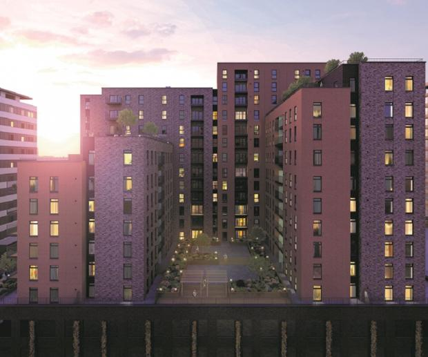Echo: Big plan - the scheme for Southend town centre