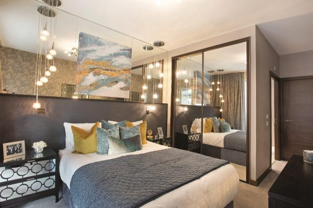Echo: Victoria Central - one of the bedrooms