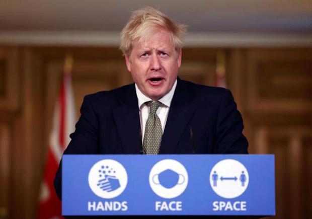 Echo: PM - Boris Johnson will brief the nation on his lockdown exit plan on Monday