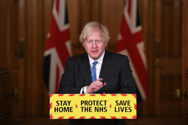 What Covid data will Boris Johnson use to create his road map out of lockdown?