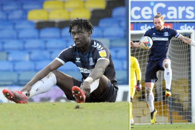 Tough to take - Southend United were beaten by Bolton Wanderers at Roots Hall