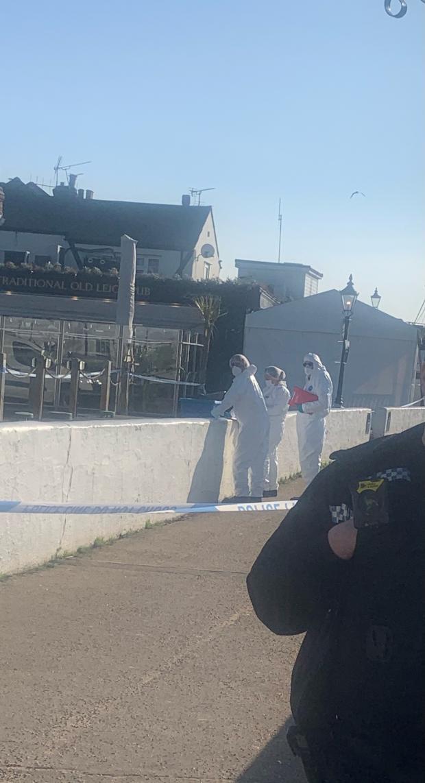 Echo: Investigations continue. Picture: Ron Sverdloff