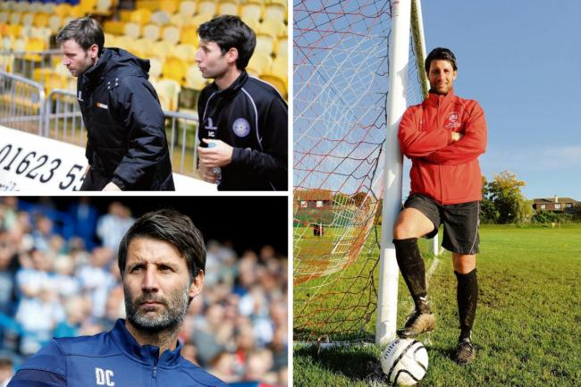 New role - Danny Cowley has been named manager of Portsmouth
