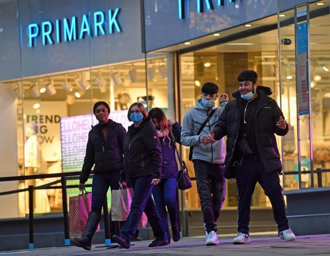 Primark confirmed it is extending its opening hours