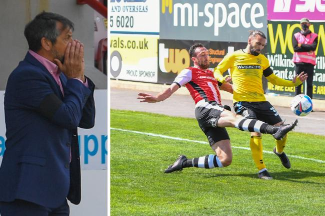 Pleased - Phil Brown is relishing finally having the opportunity to work with Ricky Holmes.