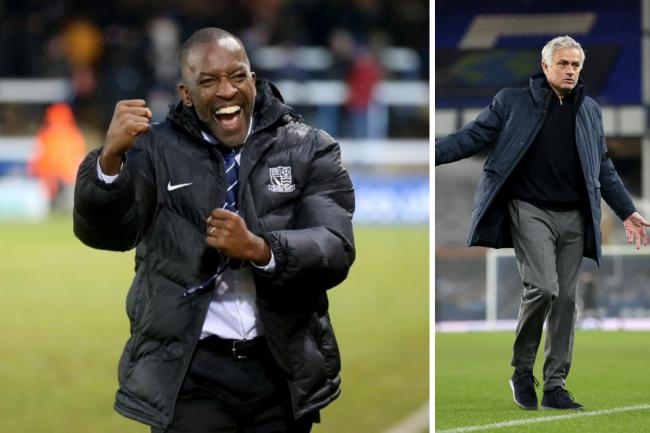 Stepping up - former Southend United manager Chris Powell will step forward to assist Ryan Mason in charge of Tottenham Hotspur for the remainder of the season