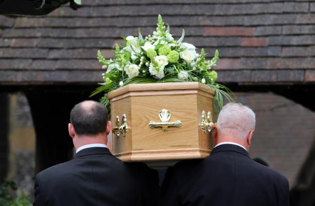 Limit on numbers which can attend funerals to be lifted