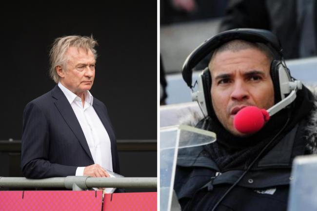 In talks - Stan Collymore has held more discussions with Southend United chairman Ron Martin and a prospective new chief executive of the club