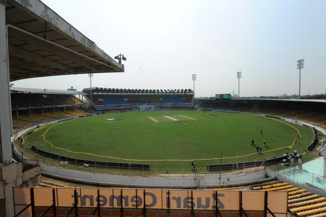 The 2021 IPL play-offs and final were due to take place in Ahmedabad
