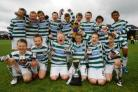 Catholic United — under-11 winners