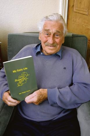 In print – Ken French's family have published his memoirs