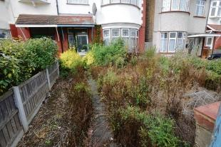 State of disrepair – the empty house at Ilfracombe Road
