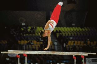 Max Whitlock in action