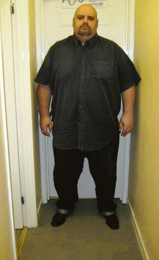 Diet regime helped me shed 12 stones