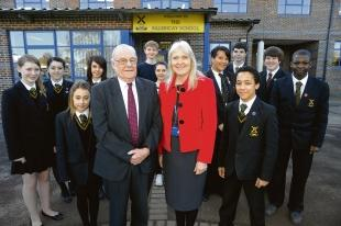 Ofsted report rates Billericay School 'outstanding'