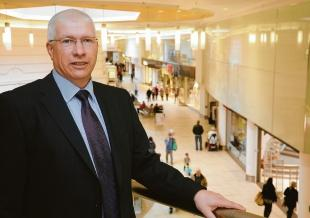 Eastgate Centre general manager Ian Clark