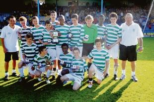 Winners — Catholic United U14s