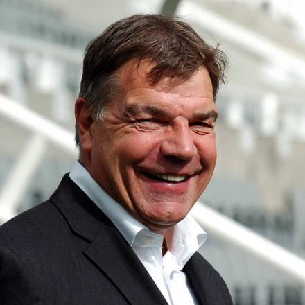 Sam Allardyce - keen for his team to impress against Crewe