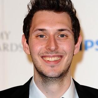 Echo: Blake Harrison filmed an intimate scene with a woman in protective underwear