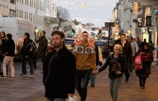 Colchester - The 28th best place to live in the UK according to Halifax's quality of life survey